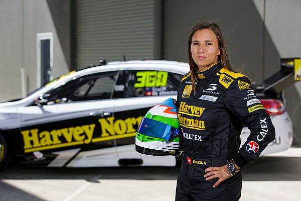 Supercars Q&A with Simona de Silvestro
