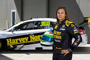 Supercars Interview Q&A with Simona de Silvestro