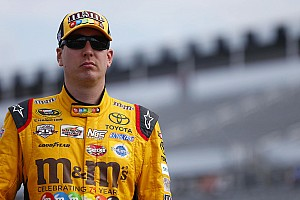 NASCAR Sprint Cup Practice report Kyle Busch leads first Bristol practice
