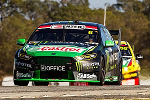 Supercars Analysis Words with Cam Waters: Back to Work