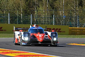 WEC Breaking news Tyre management key to Toyota's Spa chances – Conway