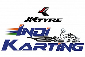 Kart Breaking news JK Tyre announces entry-level IndiKarting National series