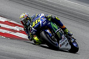 MotoGP Breaking news Rossi still not comfortable with 2016 Yamaha