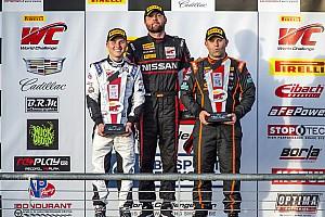 PWC Breaking news Close touring car action in PWC season opener