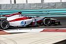 GP2 Дебютант Элбон стал быстрейшим во второй день тестов GP2