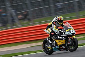 Moto2 Race report Silverstone Moto2: Luthi takes return win, Zarco takes out Lowes