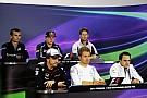 Bahrain GP: Thursday's press conference