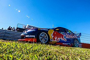 Supercars Qualifying report Townsville Supercars: Whincup storms to Saturday pole
