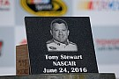 NASCAR Sprint Cup Stewart inducted into track's Wall of Fame ahead of final Sonoma start