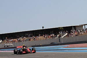 Formula V8 3.5 Race report Paul Ricard F3.5: Renault junior Deletraz storms to victory in Race 2