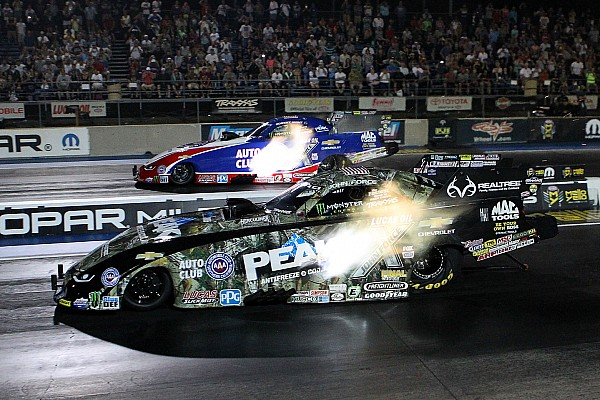 NHRA Interview Force, Hight on the highs and lows of 2016
