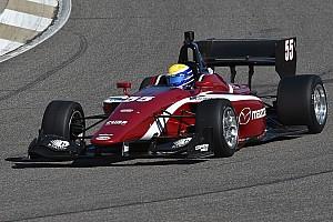 Indy Lights Breaking news Urrutia ends Lights pre-season on top