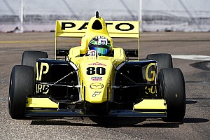 Pro Mazda Race report O'Ward leads Pelfrey domination in Pro Mazda opener