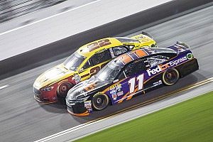 NASCAR Sprint Cup Analysis