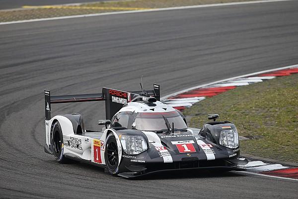 WEC Nurburgring WEC: Porsche fastest in delayed third practice