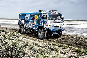 "Cross-Country Rally Stage report Silk Way Rally Stage 9: Ürümqi-Hami ""The golden dunes"" - video"