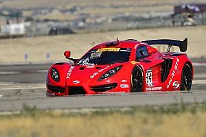 PWC Race report Heckert dominates World Challenge GTS at Utah