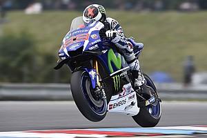 MotoGP Practice report Brno MotoGP: Lorenzo breaks lap record to blitz third practice