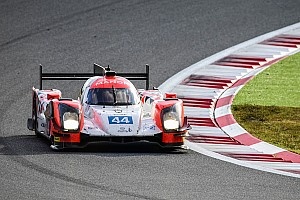WEC Breaking news Beche in, Merhi out at Manor for Shanghai