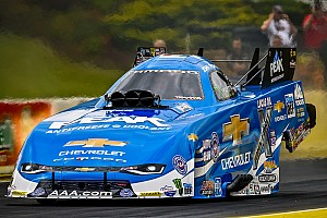 NHRA Breaking news Force recruits McCulloch for title fight