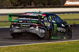 Supercars Analysis Words with Cam Waters: Explosive end to tough weekend