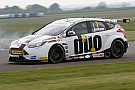 BTCC Thruxton BTCC: Jackson dominates final race
