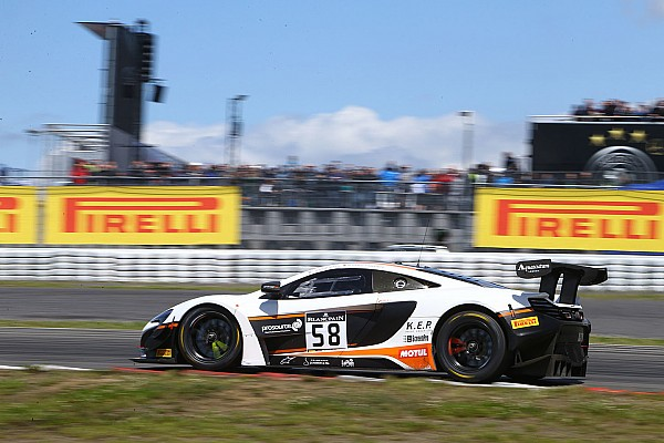Blancpain Sprint Race report Nurburgring BSS: Bell and Parente score Main Race victory