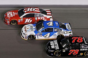 NASCAR Sprint Cup Breaking news NASCAR impounds cars from each marque for