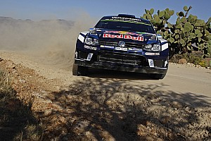 WRC Stage report Mexico WRC: Ogier wins marathon stage, Latvala closes on victory