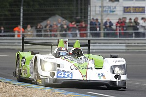 Le Mans Preview Keating enjoying transition from Viper to LM P2 car