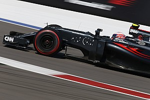 New floor, wings and bodywork for McLaren at Spanish GP