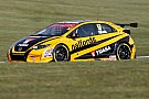 BTCC Honda BTCC team splits with Neate