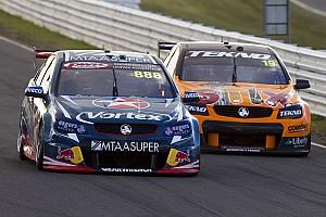 V8 Supercars Race report Tasmania V8s: Davison emerges from wild race as winner