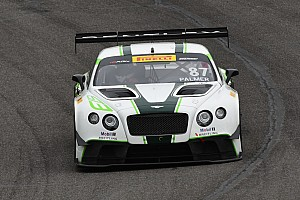 PWC Breaking news Bentley releases update on injured PWC driver Andrew Palmer