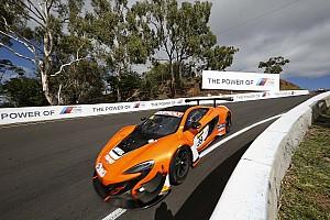 Endurance Breaking news Slower V8s tougher than record-setting McLaren