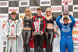 PWC Race report Longscores firstwin forhis new team