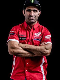 Paulo Goncalves, Monster Energy Honda Team