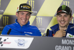 Aleix Espargaro, Team Suzuki MotoGP, Jorge Lorenzo, Yamaha Factory Racing