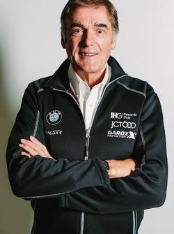 Dick Bennetts, West Surrey Racing Team Principal