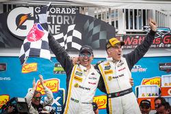 Race winners Joao Barbosa, Christian Fittipaldi, Action Express Racing