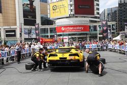 RaceFest pit action