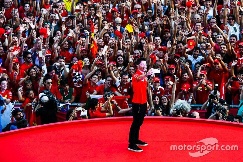 F1 Raceweek: Charles Leclerc targets Monza glory as Ferrari chase home win