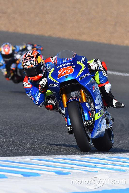 Maverick Viñales, Team Suzuki MotoGP