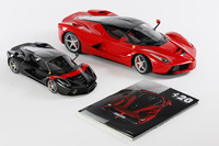 General Photos - Amalgam Collection - Ferrari LaFerrari 1/12 and 1/8 scale
