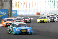 DTM Photos - Start action, Edoardo Mortara Audi Sport Team Abt Sportsline, Audi RS 5 DTM leads