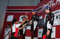 Carrera Cup Italia Foto - Podio Gara 2