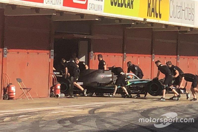 Gp Giappone, Bottas il più veloce nelle seconde libere davanti ad Hamilton