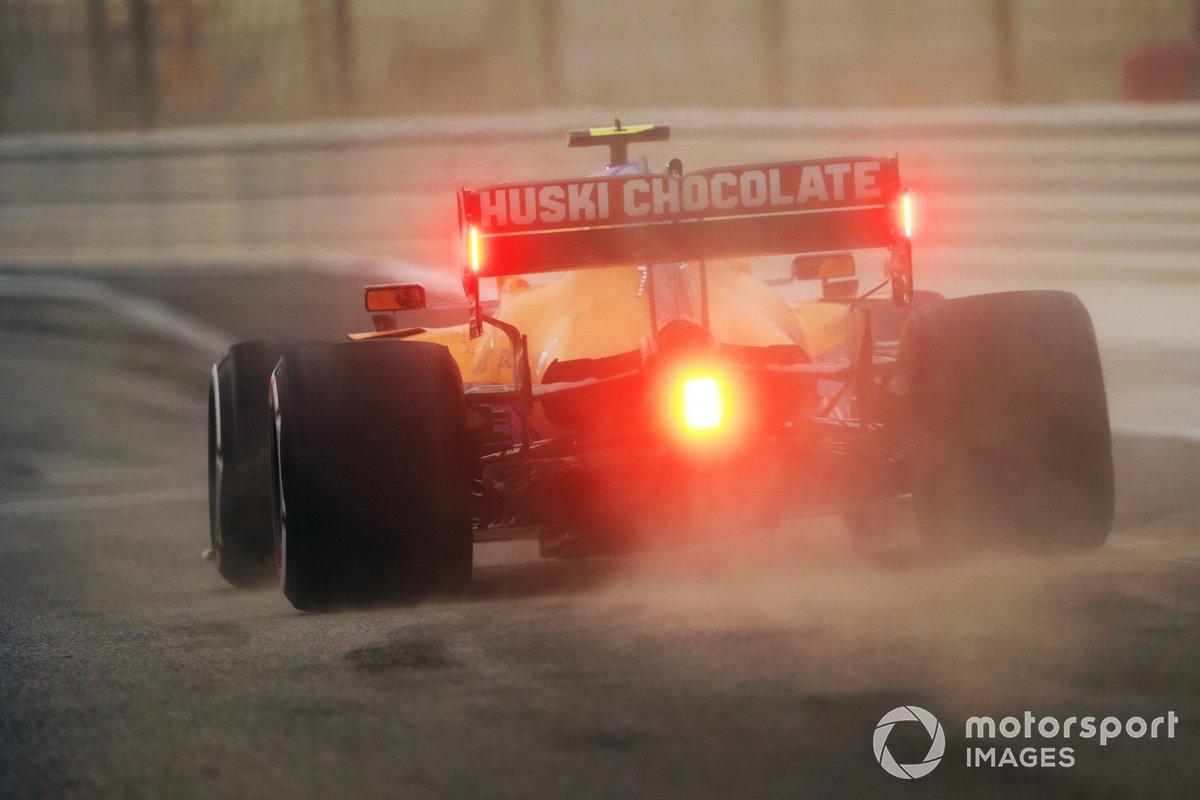 Lando Norris, McLaren MCL35M