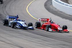 Dean Stoneman, Andretti Autosport, Zach Veach, Belardi Auto Racing