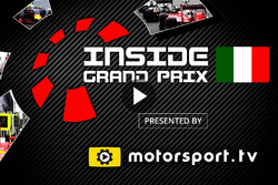 Inside Grand Prix 2016, Italy